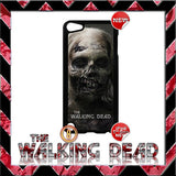 CHOICE OF THE WALKING DEAD CASE/COVER FOR APPLE IPOD TOUCH 5/5G/5TH GENERATION - Black Halo Design  - 2