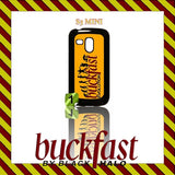 BUCKFAST EVOLUTION CASE/COVER FOR SAMSUNG GALAXY S RANGE S3/S4/S5(TONIC WINE) - Black Halo Design  - 4