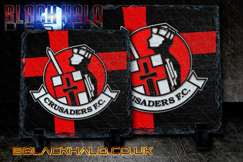Crusaders FC< The Crues Natural Rock Slate in choice of sizes