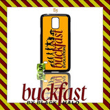 BUCKFAST EVOLUTION CASE/COVER FOR SAMSUNG GALAXY S RANGE S3/S4/S5(TONIC WINE) - Black Halo Design  - 2