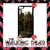 CHOICE OF THE WALKING DEAD CASE/COVER FOR APPLE IPOD TOUCH 5/5G/5TH GENERATION - Black Halo Design  - 4