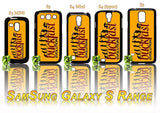 BUCKFAST EVOLUTION CASE/COVER FOR SAMSUNG GALAXY S RANGE S3/S4/S5(TONIC WINE) - Black Halo Design  - 1