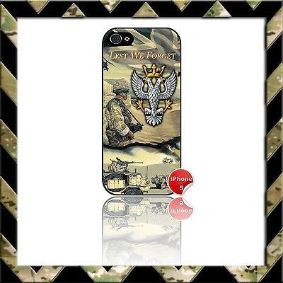 ★ THE MERCIAN REGIMENT(MERCS)★ SHELL/CASE/COVER FOR IPHONE 5/5S MERCIANS - Black Halo Design