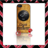 ★ CHOICE OF GAME OF THRONES ★ COVER/CASE FOR APPLE IPHONE 5  - Black Halo Design  - 14