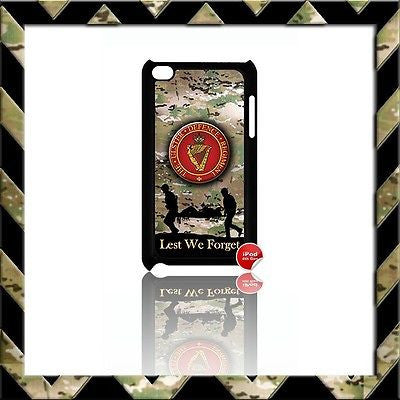 THE ULSTER DEFENCE REGIMENT(UDR)COVER FOR IPOD TOUCH 4/4TH GEN GENERATION 4G #21 - Black Halo Design