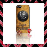 ★ CHOICE OF GAME OF THRONES ★ COVER/CASE FOR APPLE IPHONE 5  - Black Halo Design  - 2