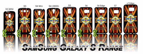 Northern Ireland: Norn Iron: Keep Er Lit Case/Cover For Samsung Galaxy S Phone Range