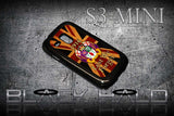 36TH ULSTER DIVISION CASE/COVER FOR SAMSUNG GALAXY S RANGE S3/S4/S5 - Black Halo Design  - 3