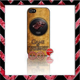 ★ CHOICE OF GAME OF THRONES ★ COVER/CASE FOR APPLE IPHONE 5  - Black Halo Design  - 11