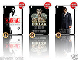 ★ NEW ★ SCARFACE ★ CASE FOR    .. IPAD MINI (AL PACINO MOVIE/FILM/DVD/BLURAY) - Black Halo Design  - 1