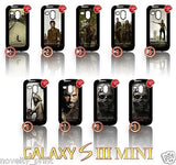 ★ THE WALKING DEAD ★ SAMSUNG GALAXY S3 MINI I8190 PHONE CASE/COVER (SERIES) - Black Halo Design  - 1