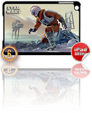 ★ NEW ★ CHOICE OF STAR WARS ★ APPLE IPAD MINI HARD CASE (STARWARS) - Black Halo Design  - 2