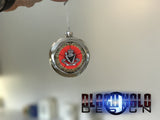 North Irish Horse (NIH) Poppy Christmas Bauble #Army #Afghanistan