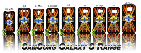 Northern Ireland: Norn Iron Case/Cover For Samsung Galaxy S Phone Range