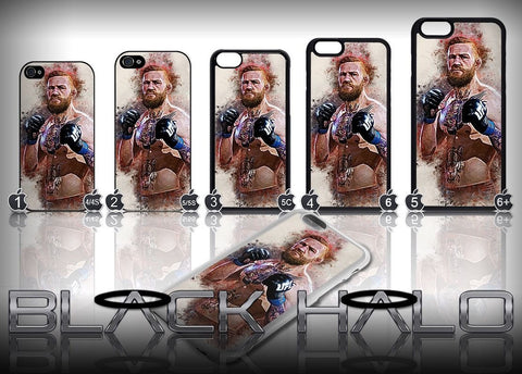 Conor McGregor apple iPhone Case 4-7 Plus