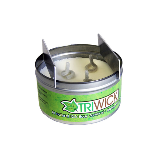 Triwick 120 Hour Survival Emergency Candle