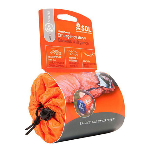 Adventure Medical Emergency Bivvy Sleeping Bag