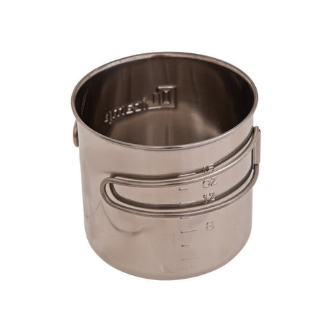 Olicamp Space-Saver Stainless Steel Cup