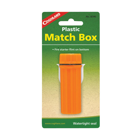 Coghlan's Plastic Match Box and Matches