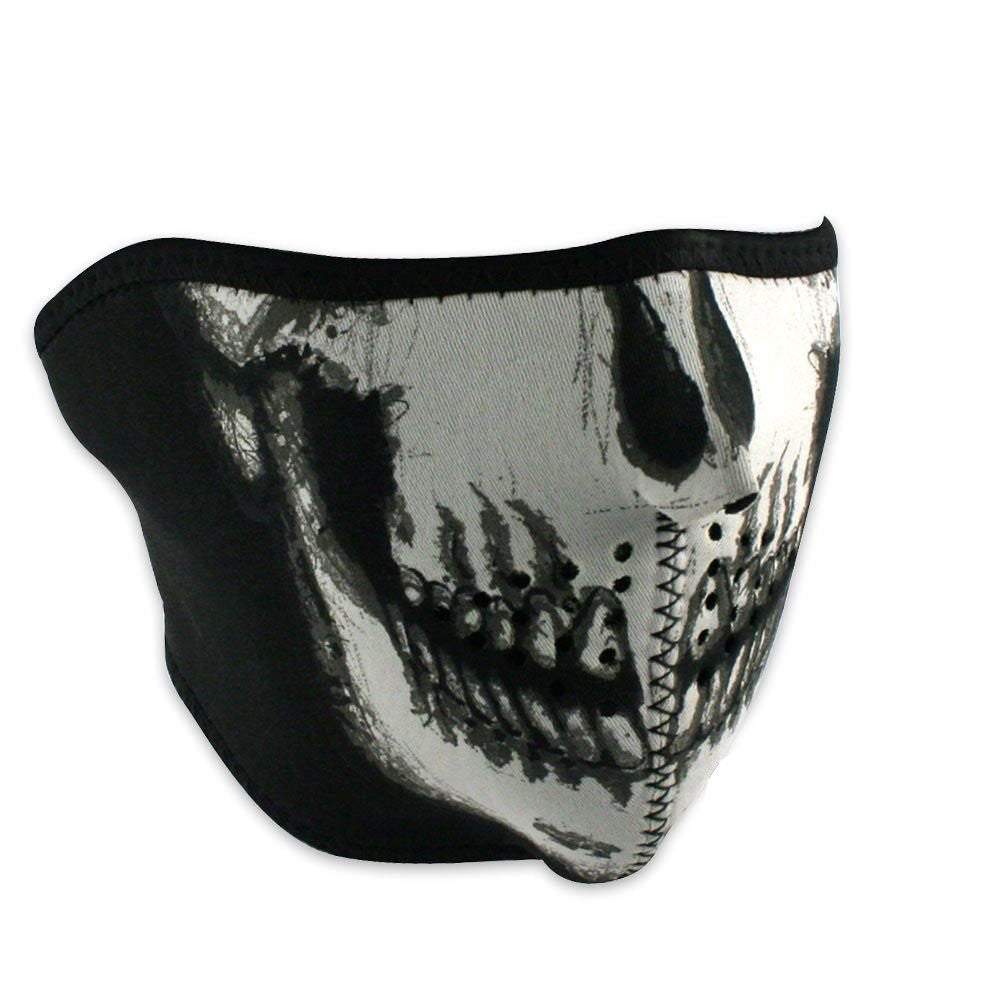 Zan Neoprene Skull Face Mask