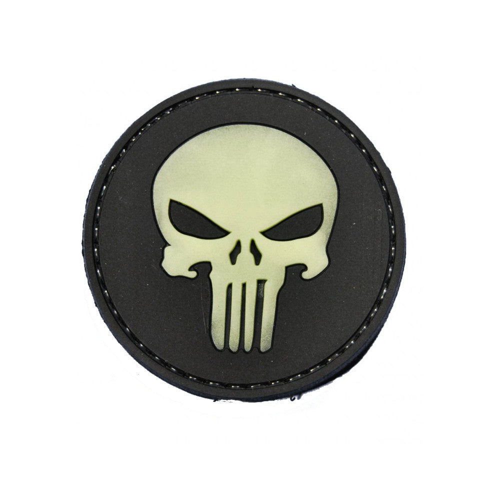 Punisher PVC Morale Patch
