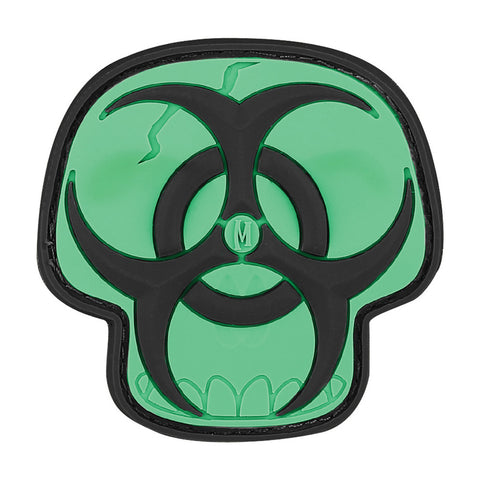 Biohazard PVC Morale Patch