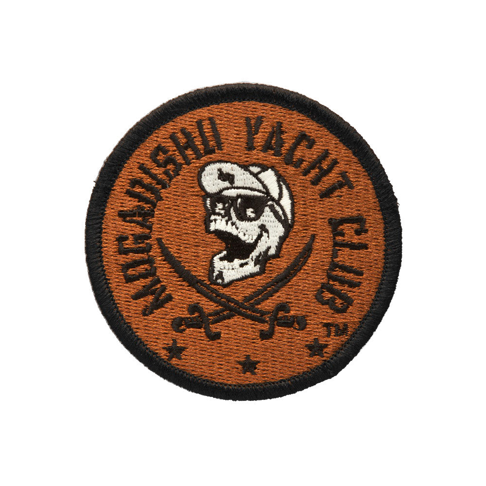 Mogadishu Yacht Club Morale Patch