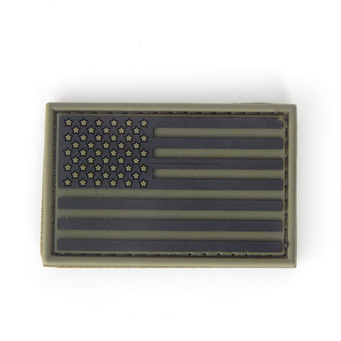 Condor USA Flag PVC Morale Patch