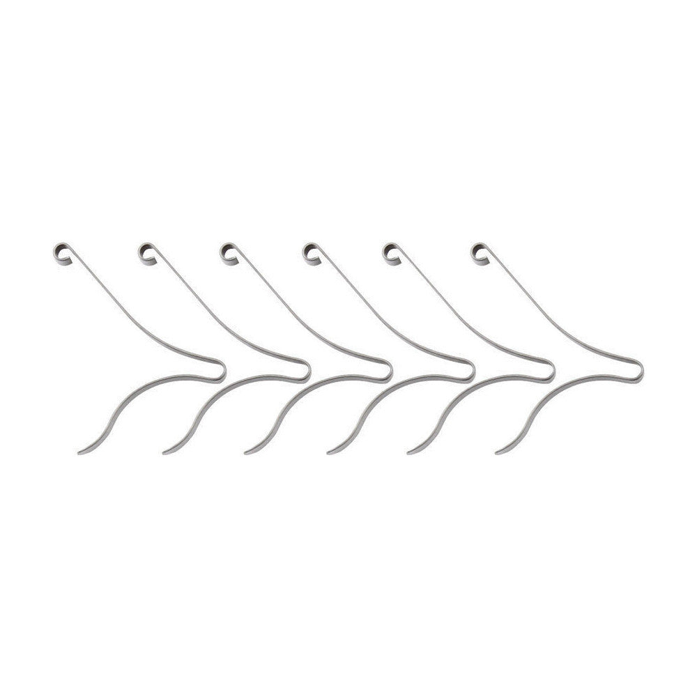 Victorinox Scissor Spring Replacements - Large - 6 Pieces