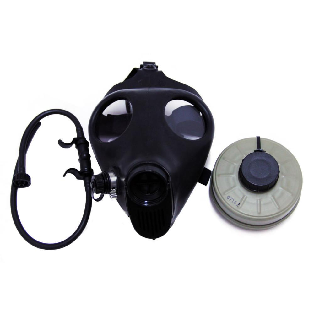 Israeli Youth Civilian Gas Mask w/ Nato Filter