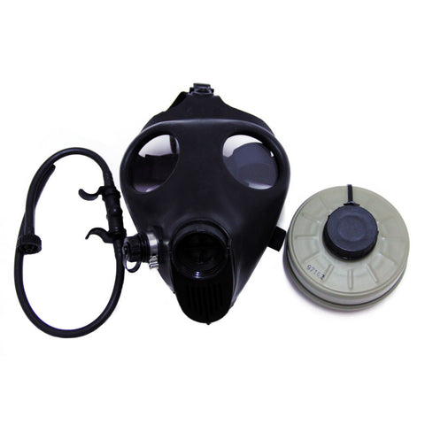 Israeli Adult Civilian Gas Mask w/ Nato Filter
