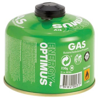 Energy by Optimus Gas - Emergency/Camping Fuel
