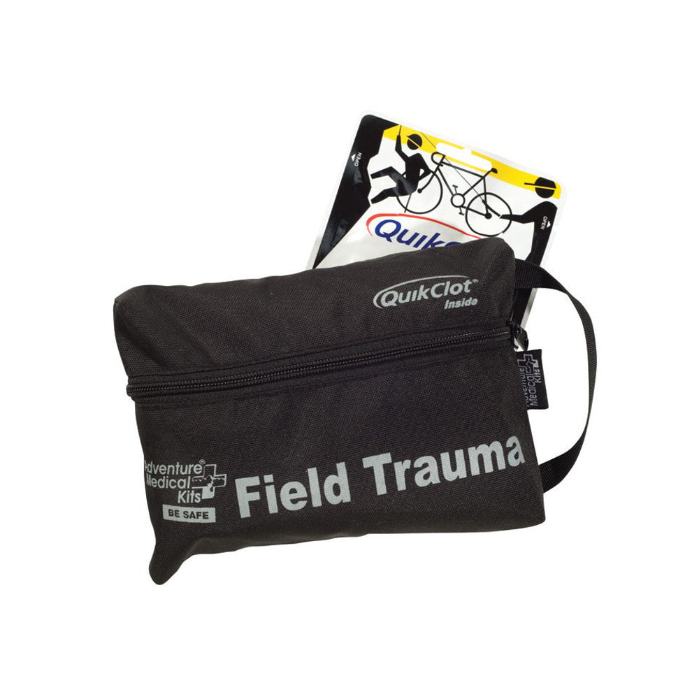 Adventure Medical Tactical Field Trauma Kit with Quikclot