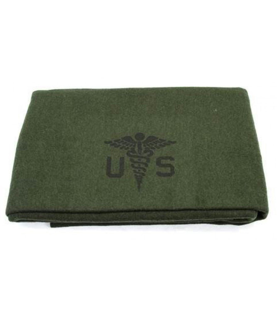 U.S. Army Medical Wool Repro Blanket