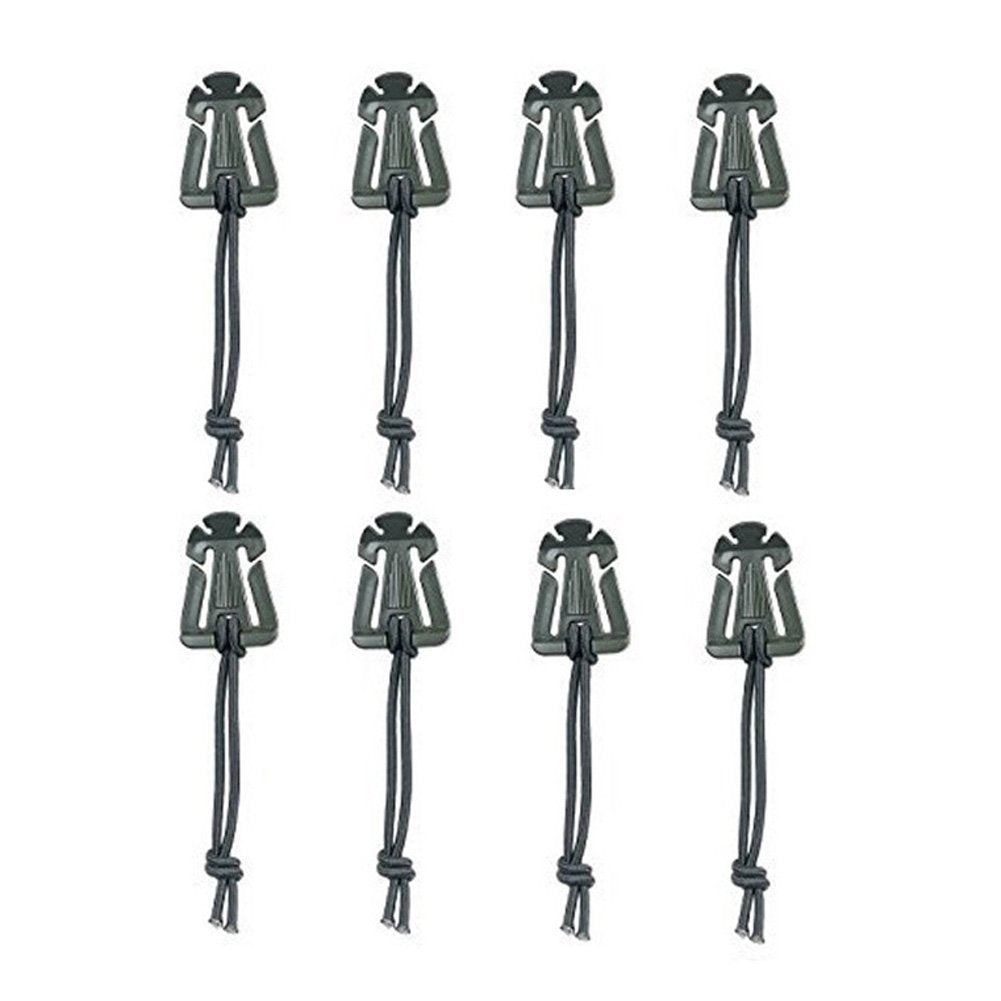 Acme Approved Web Dominator Clips - 8 Pack