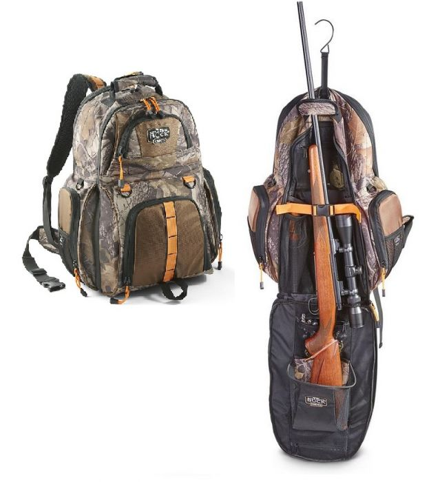 Buck Nighthawk Tree Stand Tactical Bag