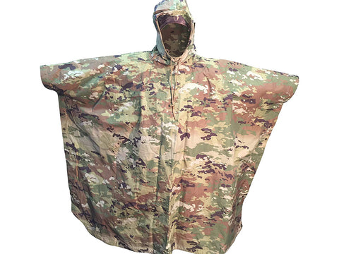 Acme Approved Military Style Poncho