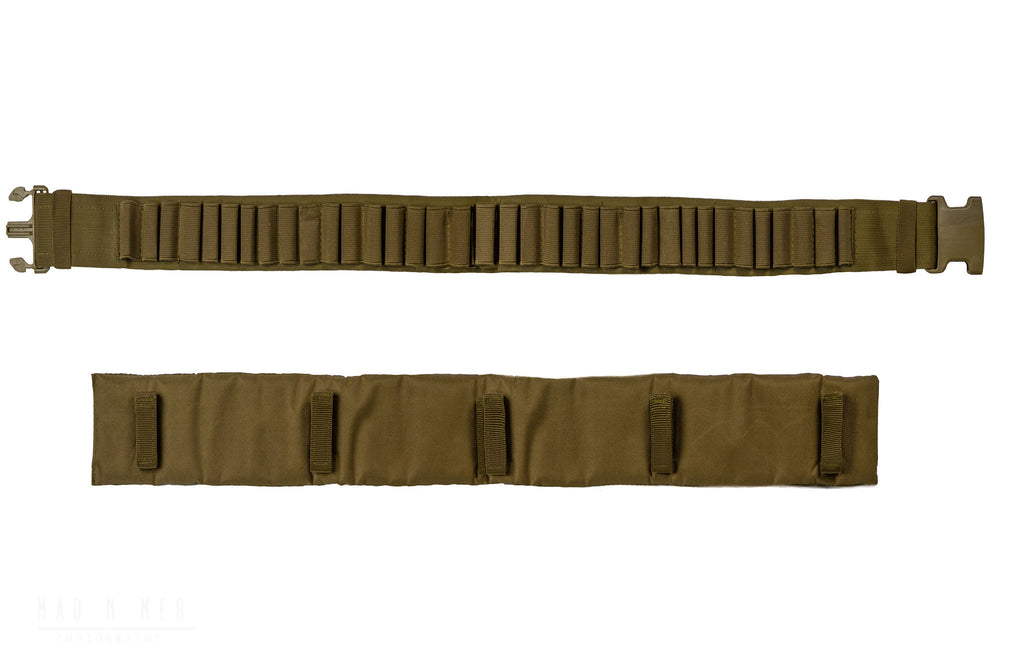 Acme Approved 12 & 20 Gauge Stealth 28 Round Shotgun Shell Ammo Belt