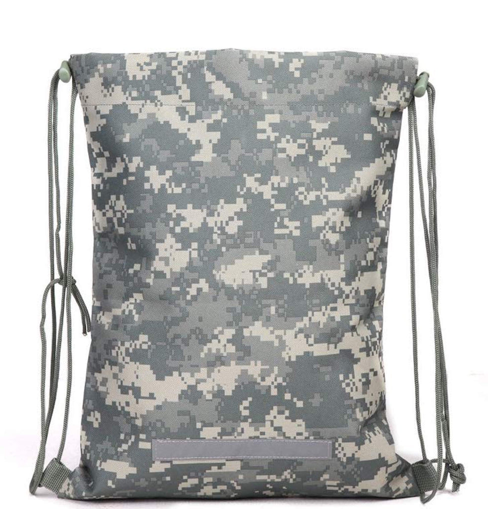 Acme Approved Heavy Duty Military Style Drawstring Backpack