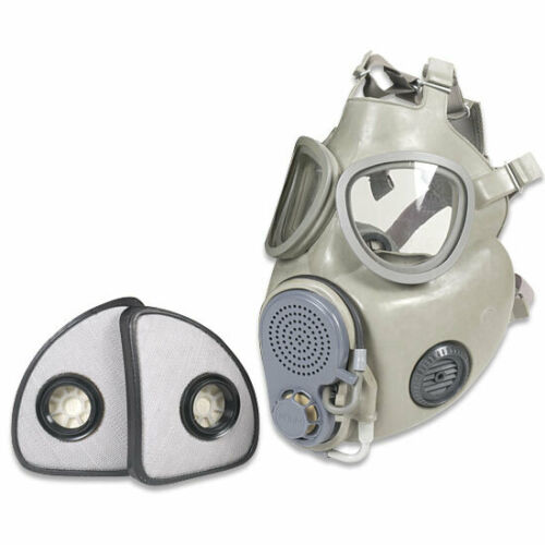 Czech Gas Mask M10M with Filter