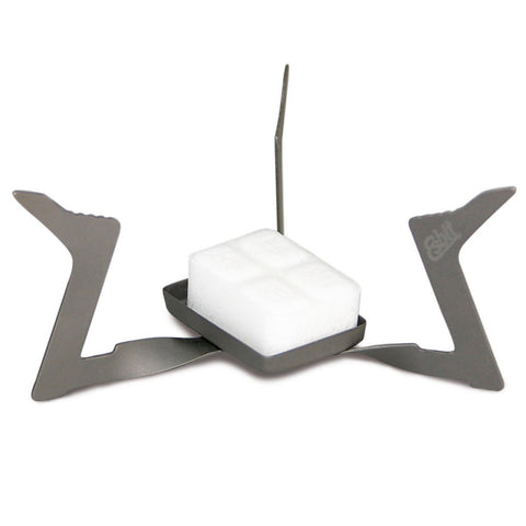 Esbit Folding Titanium Solid Fuel Stove