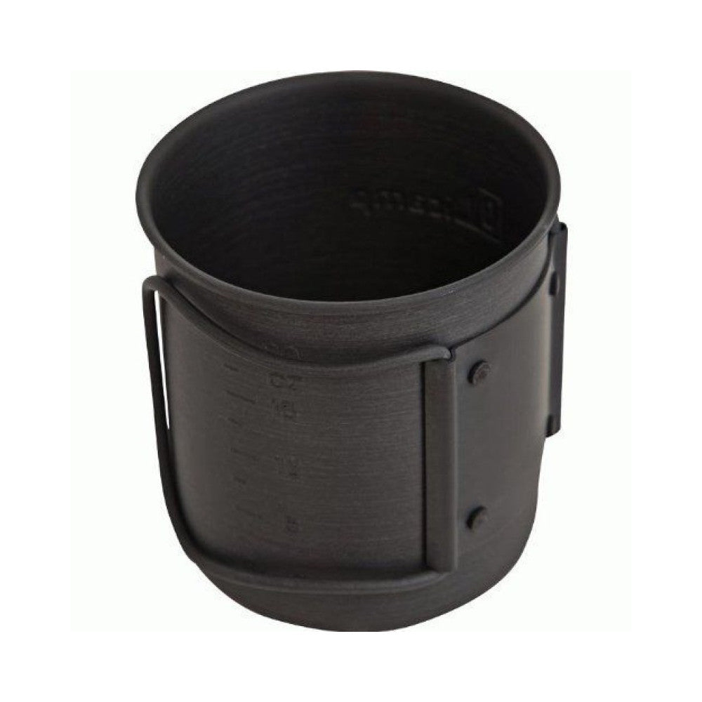 Olicamp Hard Anodized Space Saver Mug