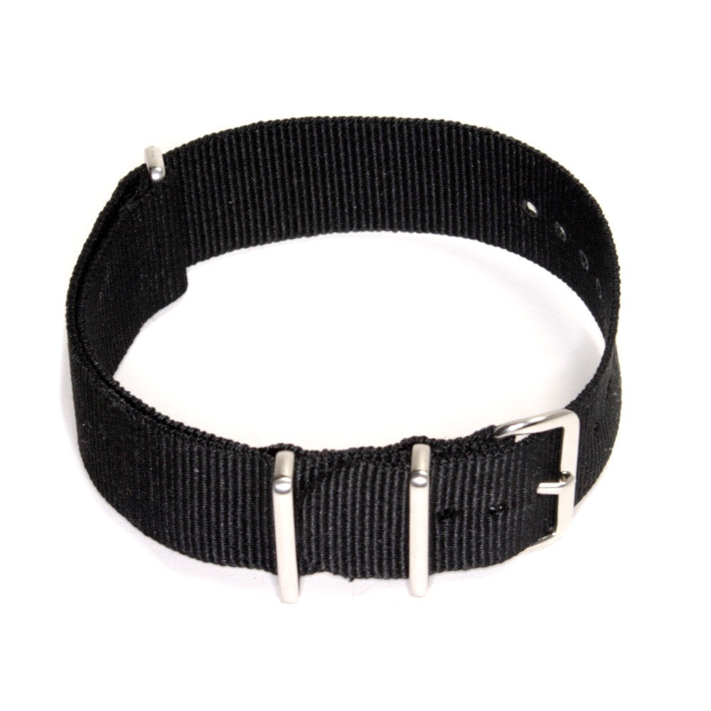NATO Ballistic Nylon Watch Strap - 18mm