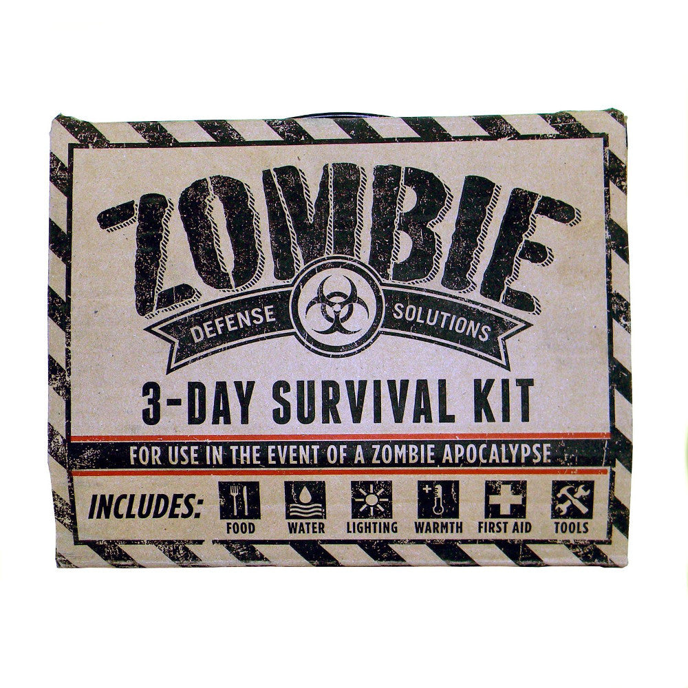 Voodoo Tactical Zombie 3 day Survival Kit
