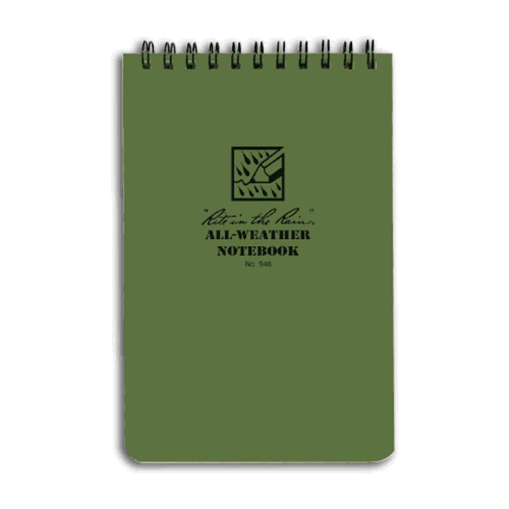 Rite in the Rain Waterproof Notebook, Large