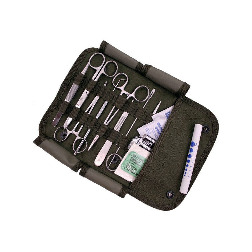 First Aid Field Surgical Kit - Pack of 3
