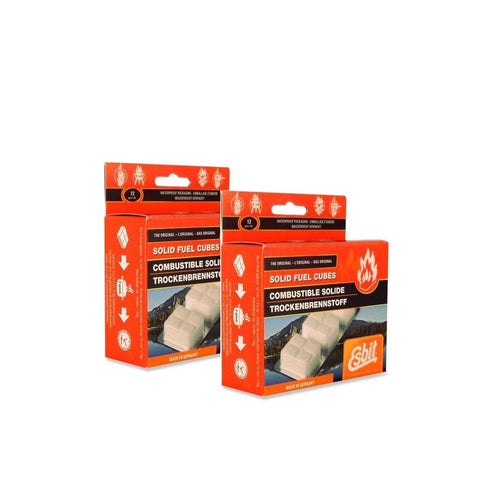 Esbit Fuel Cubes - 2 Pack