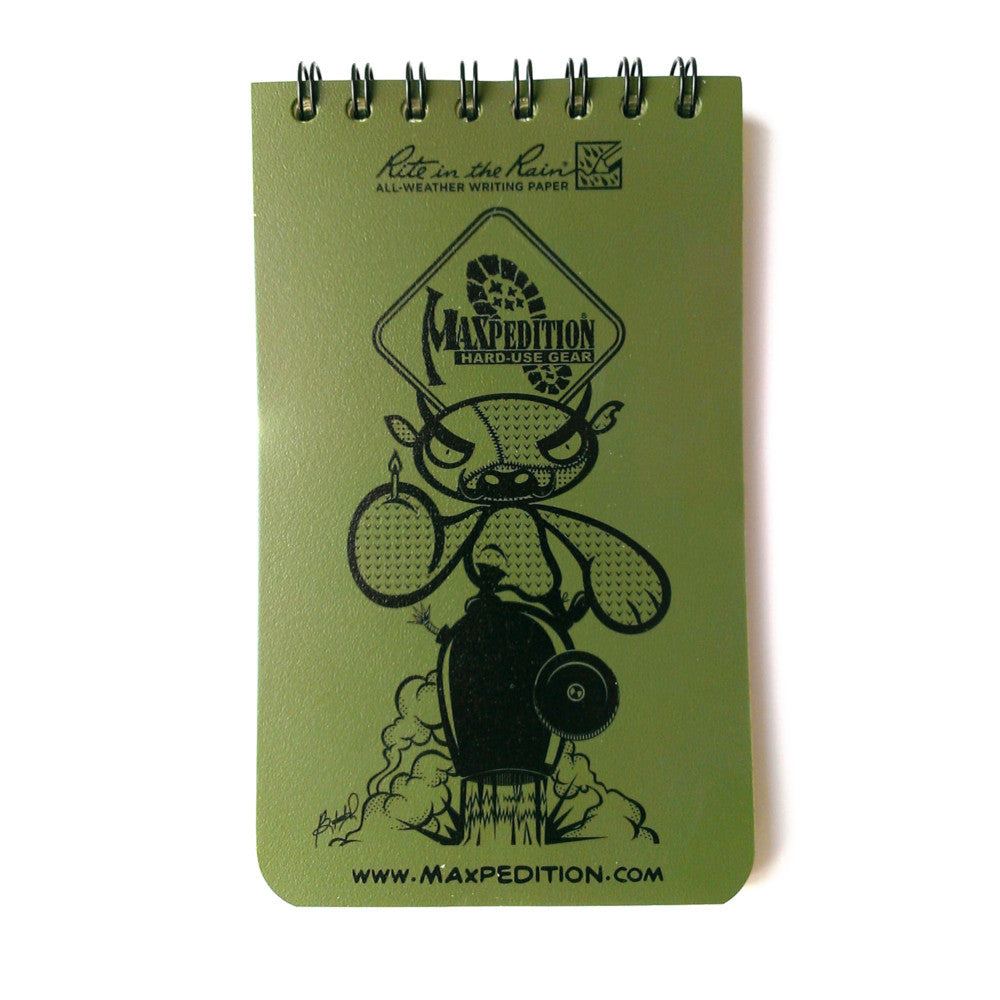 "Maxpedition Rite in the Rain Notebook 3""x5"""