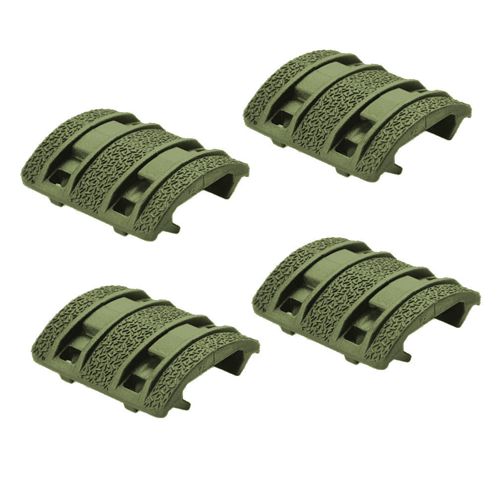 Magpul XTM Enhanced Rail Panel - 4 Pack