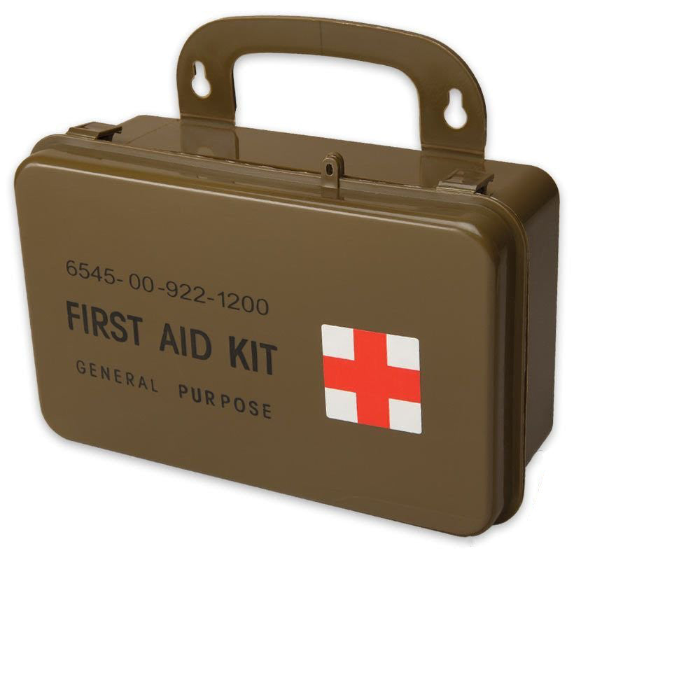 GI Spec General Purpose First Aid Kit